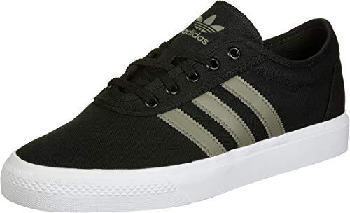 adidas Adi-Ease, Zapatillas de Gimnasio Unisex Adulto, Core Black/Legacy Green/FTWR White, 45 1/3 EU