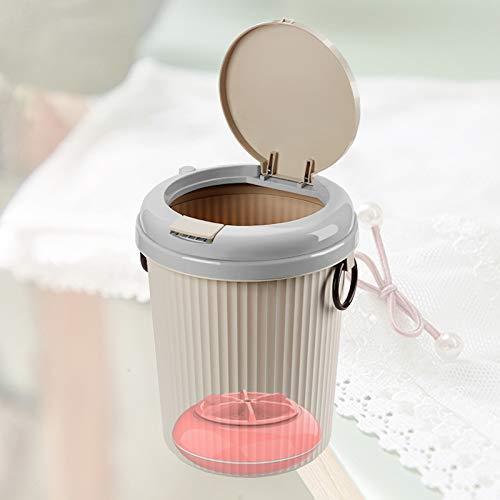 Mini Waschmaschine Compact Counter Top Waschmaschine, Compact Kleidung Wäschewanne Automatische rotierende Turbinen Waschmaschine USB-Typ Eimer