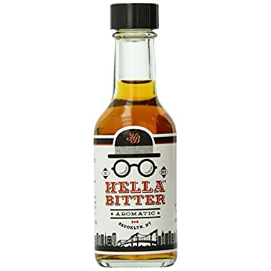 Hella Bitters, Aromatic Bitters, 1.7 Ounce