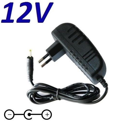 Cargador Corriente 12V Reemplazo Tablet Carrefour Touch CT1010W 10
