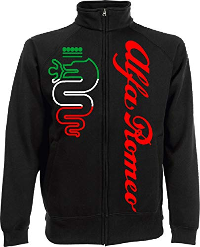 Generico Jacke, Sweatshirt Alfa Romeo World Rally Team Car STI Tuner Jacket