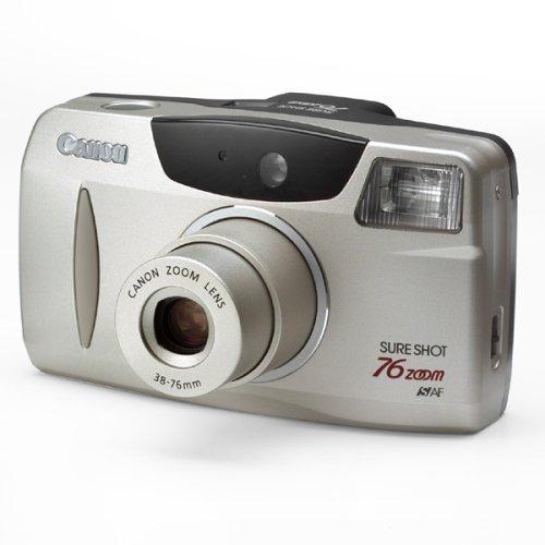 CANON Sure Shot 76 Zoom Camera