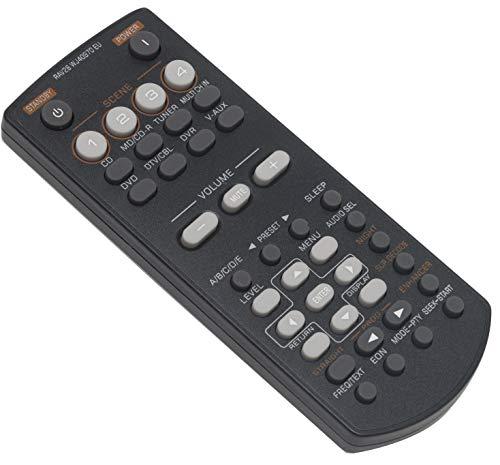ALLIMITY RAV28 WJ40970 EU Fernbedienung Ersetzt für Yamaha Home Theater Amplifier DVD AV Receiver HTR-6030 RX-V361 HTIB-6800 HTR6030 RXV361 HTIB6800