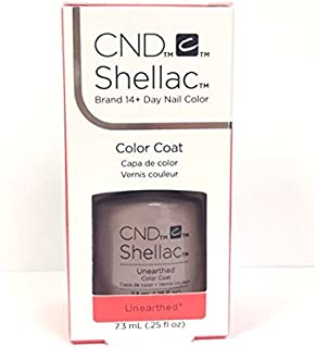 CND Shellac - The Nude Collection 2017 - Unearthed - 7.3 mL / 0.25 oz