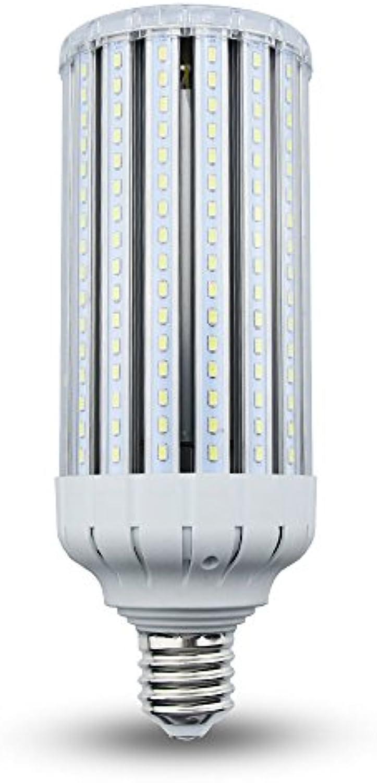 LuxVista 100W LED Maislampe E40 Warmwei 3000K AC85-265V 360 Grad 10000 Lumen LED Maiskolben Lampe D106295MM (1-Stück, den Ballast entfernen umgehen)