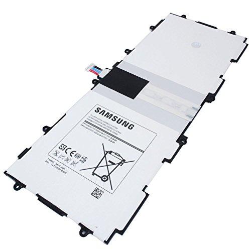 Ersatz Original Samsung Ersatzakku T4500E 6800mah Kompatibel mit Galaxy Tab 3 10.1 Zoll GT - P5210