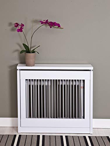 TOP KIT | Cubre radiador Cristian 3090-90 x 84 x 18 | Blanco