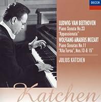 ベートーヴェン:ピアノ・ソナタ第23番