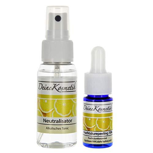 AHA-Acid mit Neutralisation gegen Pigmentflecken & Narben