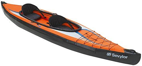 Sevylor Pointer K2 - Kayak y Canoa - Naranja 2016