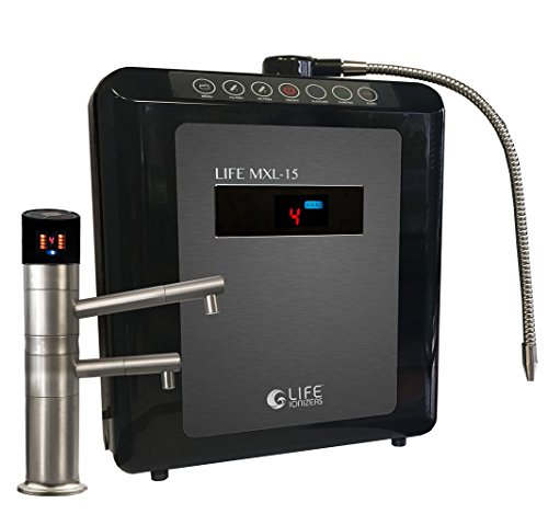 LIFE IONIZER MXL-15 Under Counter Alkaline Water Ionizer