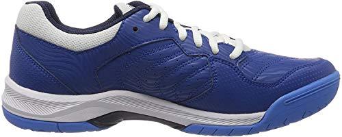 Asics Herren Gel-Dedicate 6 Tennisschuh, Blau/Weiß, 44 EU