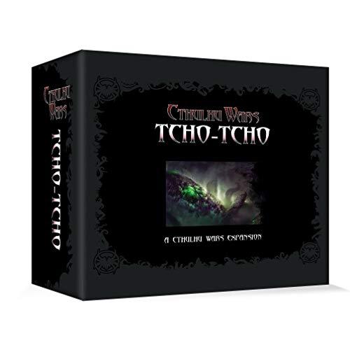 Petersen Games Cthulhu Wars: Tcho-Tchos Faction Expansion