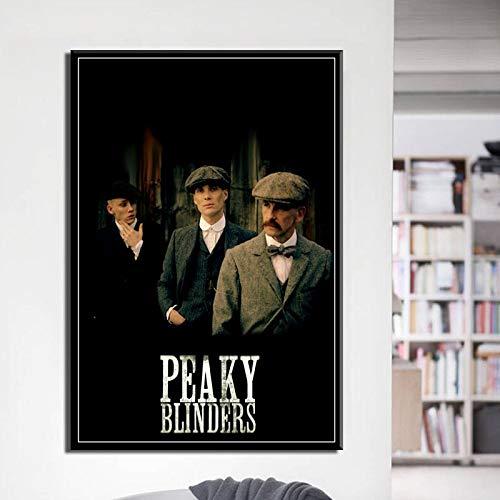 Popolare Serie TV Show Art Canvas Poster da Parete Decorazione della casa,Pittura Senza Cornice,30X45cm
