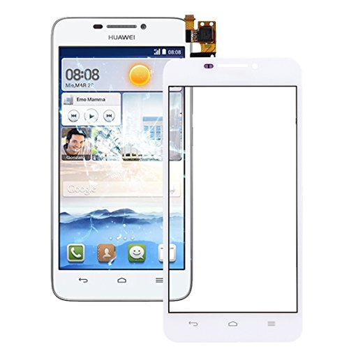 IPartsBuy for Huawei Ascend G630 Touchscreen Digitizer Assembly Zubehör Abnehmbare Ersatz (Color : White)