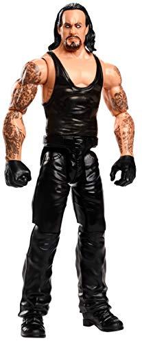WWE Figuras Grandes 30 cm de acción, luchador Undertaker (Mattel FMJ73)