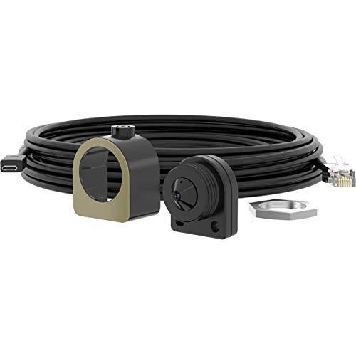 Axis FA1125 Sensor-Einheit – Zubehör für Überwachungskamera (Sensoreinheit, Innen, Schwarz, Aluminium, Kunststoff, 1/3