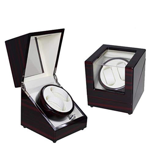 自動巻き時計ワインダー、シェーカーズ電動ロータリーウォブラーアキラメーターボックスメカニカル