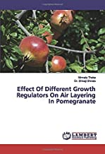 Effect Of Different Growth Regulators On Air Layering In Pomegranate