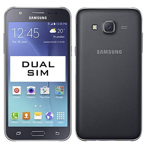 Samsung Galaxy J5sm-j500F 8GB nero Dual SIM fabbrica sbloccato 4G/LTE telefono cellulare
