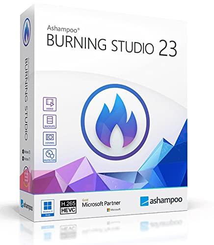 Markt  Technik Burning Studio 21 Bild