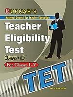 Teacher Eligibility Test - Paper I for Classes I-V