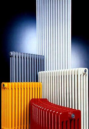 Irsap - Radiatore Tesi Irsap 3 colonne bianco - 180 cm, 4 elementi, A magazzino