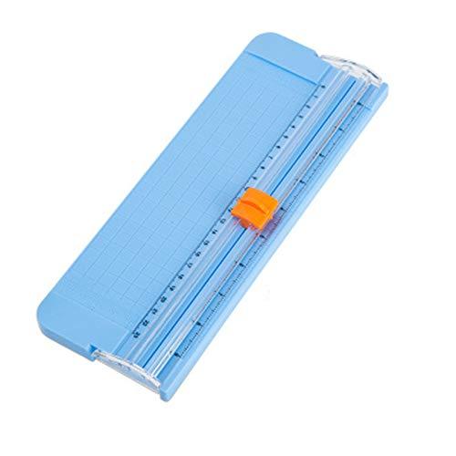 LYNN Cortador de papel de precisión deslizante cortador de papel de la tarjeta de la foto de artesanía almohadilla de corte regla guillotina A3A4