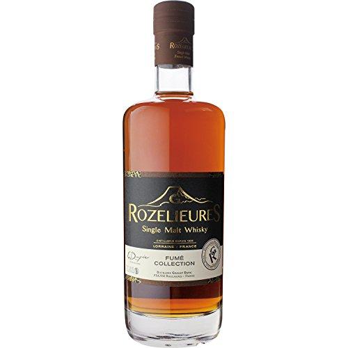 Rozelieures Fume Collection 0,7 l Single Malt Whisky aus Frankreich