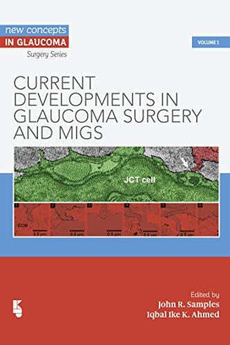Current Developments in Glaucoma Surgery and MIGS (New Concepts in Glaucoma - Surgery Series series) (English Edition)