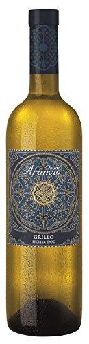 6x 0,75l - 2019er - Feudo Arancio - Grillo - Sicilia D.O.C. - Italien - Weißwein trocken