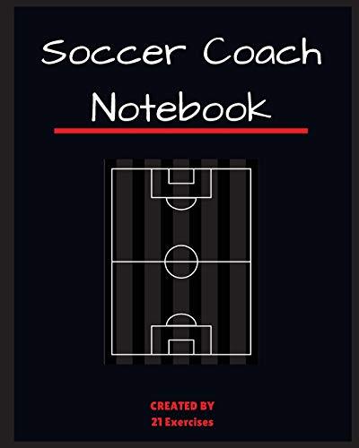 Soccer Coach Notebook