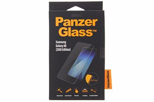 PanzerGlass 7139Pellicola Protettiva per Samsung Galaxy A8(2018) Trasparente