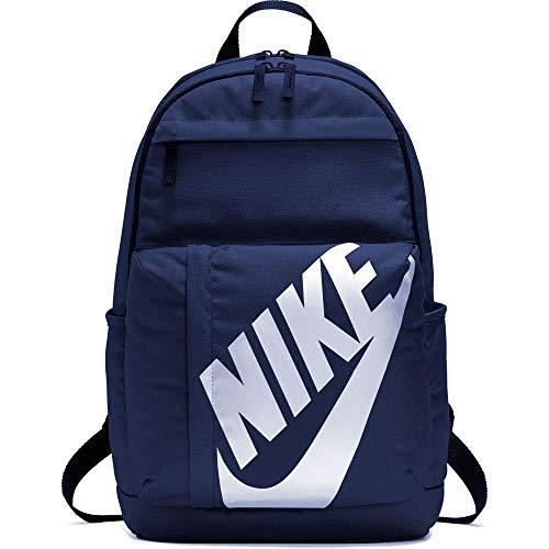 Nike Elemental Backpack 25 Litres Navy Blue/White