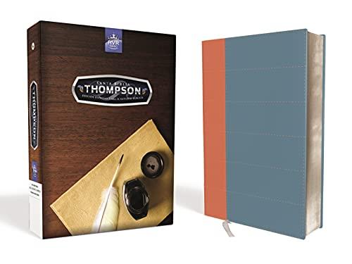 RVR 1960 Santa Biblia Thompson edicion especial para el estudio biblico
