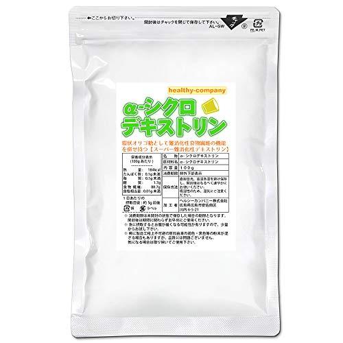 α-シクロデキストリン(サイクロデキストリン環状オリゴ糖)(100g)