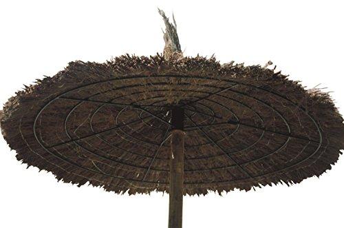 Faura 25002 Sombrilla de Brezo 300 x 186 x 30 cm