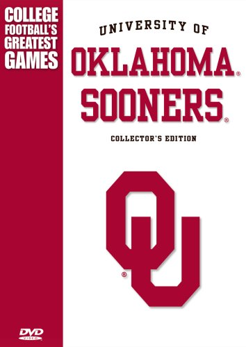 University of Oklahoma Greatest Games Finally popular Courier shipping free shipping brand Sooners