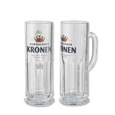 Dortmunder Kronen Seidel 0,5 l 6er Karton
