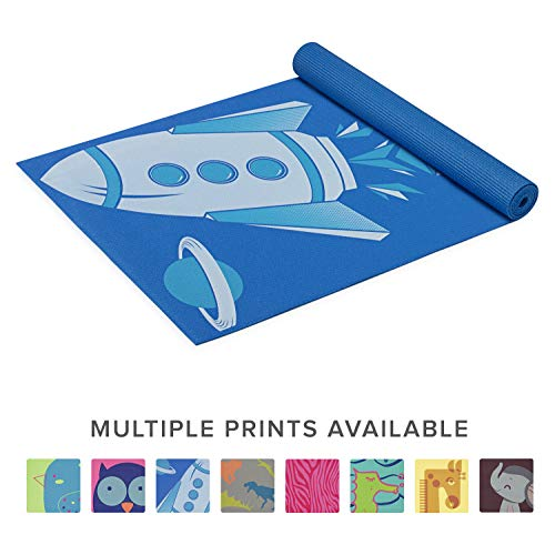 Gaiam Kids Yoga Mat Exercise Mat