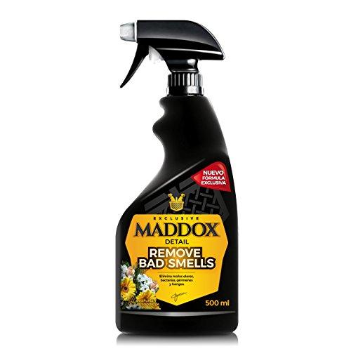Maddox Detail - Remove Bad Smells - Elimina Malos olores, bacterias, gérmenes y Hongos (500ml)
