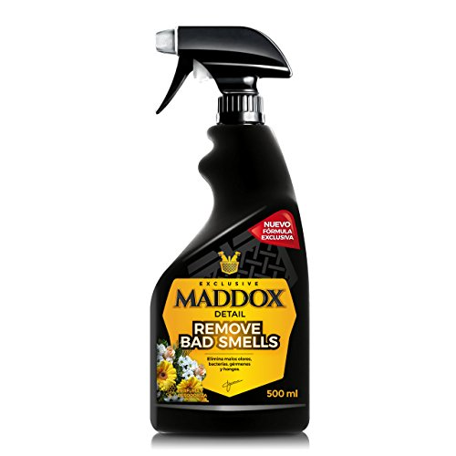 Maddox Detail - Remove Bad Smells - Elimina Malos