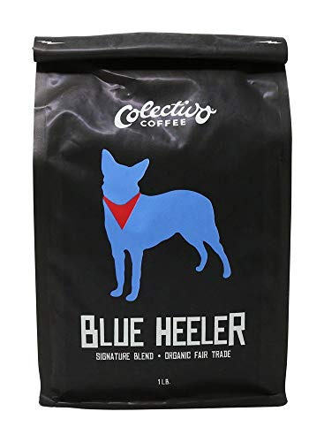 Colectivo Blue Heeler Whole Bean Coffee, 1 lb