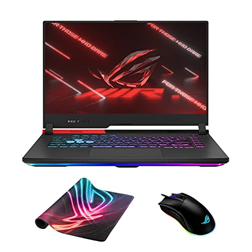 2021 ASUS ROG Strix G15 Advantage Edition G513QY-212.SG15 (AMD Ryzen 9 5900HX, 16GB RAM, 512GB NVMe SSD, Radeon RX 6800M, 15.6' FHD 300Hz, Windows 10) Gaming Notebook