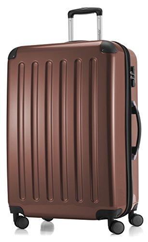 Hauptstadtkoffer Suitcase, brown, 65 cm