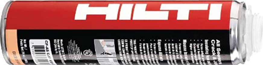 Hilti 03486072 CF-AS CJPAll Seasons Crack and Joint Insulating Foam