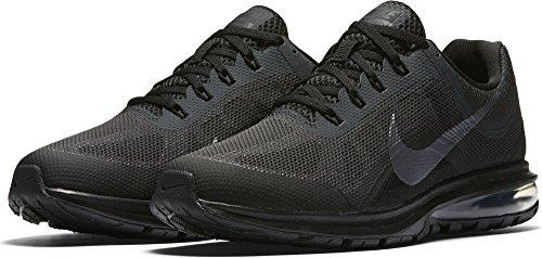 Nike Men's Air Max Dynasty 2 Running Shoe Anthracite/Metallic Cool Grey/Black Size 10.5 M US