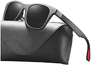 Polarized Men Women Sunglasses Matte Finish