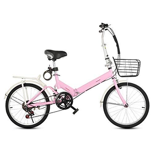Bicicleta de carretera para adultos bicicleta adulto bicicletas plegables ligero macho y femenino ciudades de la ciudad de las motos de 20 pulgadas de las ruedas de 20 pulgadas altura ajustable altura