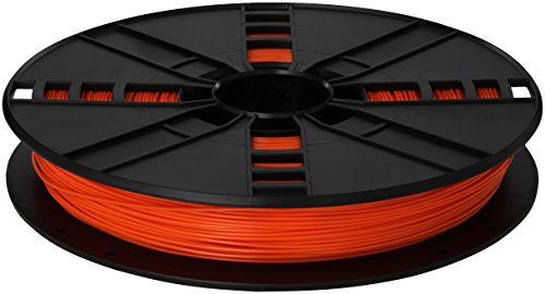 MakerBot PLA Filament True Orange Large (.9kg, 2lb)